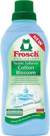 "Avivážový koncentrát, 750 ml, FROSCH ""Cotton blossom"""