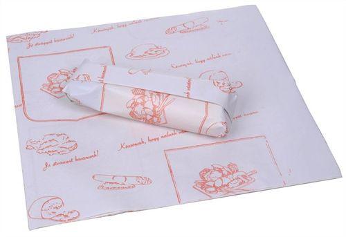 Baliaci papier na mäso, 30x30 cm, 5 kg