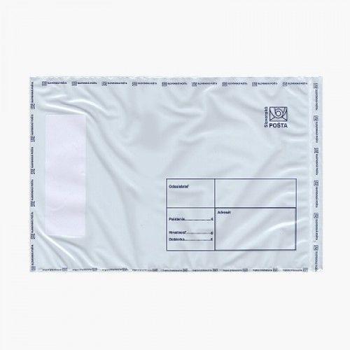 Bezpečnostná poštová obálka C5+