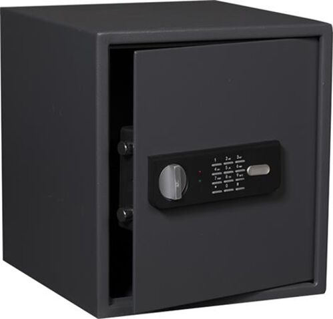 """Bezpečnostná skrinka, s elektronickým zámkom, 38l, 380x350x360 mm, """" Protector Sirius 350E"""