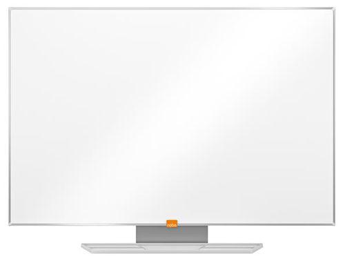 Biela tabuľa, NanoClean™ povrch, magnetická, 60x90 cm, hliníkový rám, NOBO