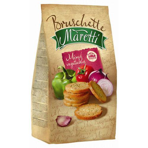 Bruschette Maretti  pikantná zelenina