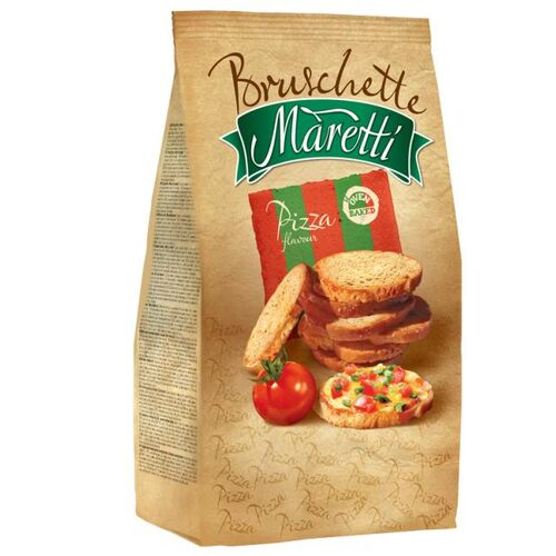 Bruschette Maretti s príchuťou pizze