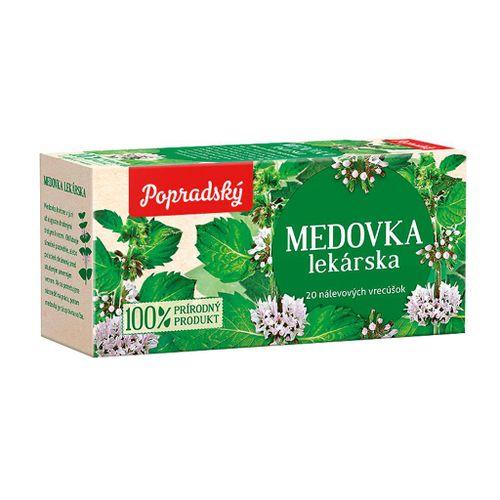 Čaj BOP bylinný medovka lekárska 30g