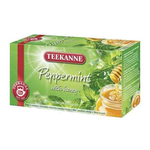 Čaj Teekanne bylinný  Mäta s medom 30g