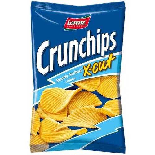 Crunchips X-cut solené 90 g