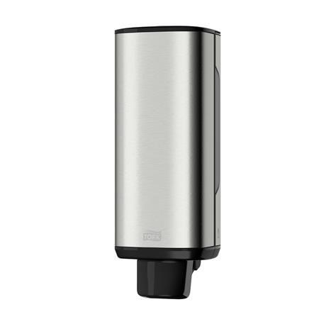 Dávkovač na penové mydlo, systém S4, TORK, kovový-čierny
