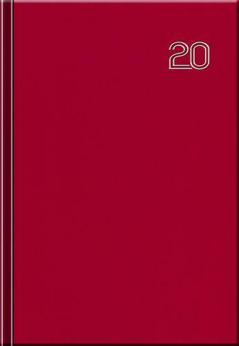Denný diár A5 12M-FALCON červený