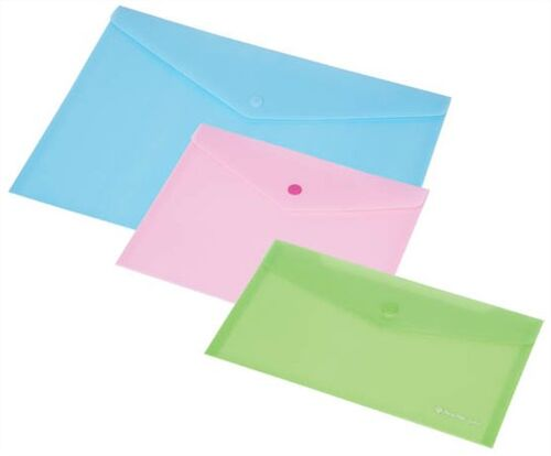 Obal na patent, A4, PP, 160 micron, PANTA PLAST, pastelová modrá