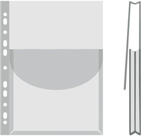 Euroobal na katalógy, A4, 170 mikr., číry,  27 mm, DONAU