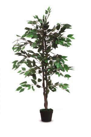 Fikus, umelá rastlina, 120 cm, PAPERFLOW
