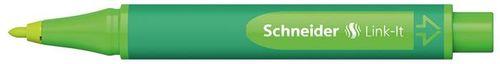 """Fixka, 1 mm, SCHNEIDER """"Link-it"""", spojiteľná, jablkovo zelená"""