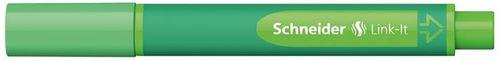 """Fixka, 1 mm, SCHNEIDER """"Link-it"""", spojiteľná, trávovo zelená"""