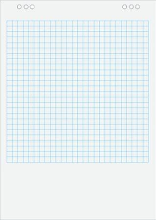 Flipchartový papier, štvorčekový, 65x91cm, 5x20 listov
