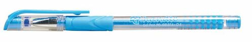 "Gélové pero, 0,2 mm, s uzáverom, FLEXOFFICE ""Handle"", modré"