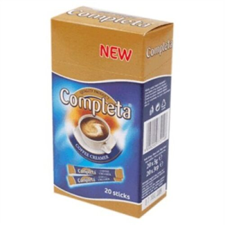 Instantná smotana do kávy, stick, 20 x 3 g, COMPLETA