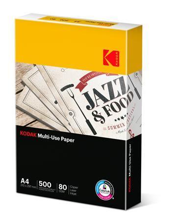 """Kancelársky papier, A4, 80 g, KODAK """"Multi Use"""""""