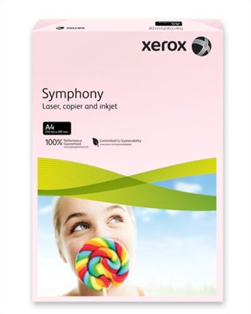 "Kancelársky papier, farebný, A4, 80 g, XEROX ""Symphony"", ružový (pastelový)"