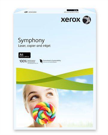 "Kancelársky papier, farebný, A4, 80 g, XEROX ""Symphony"", svetlomodrý (pastelový)"