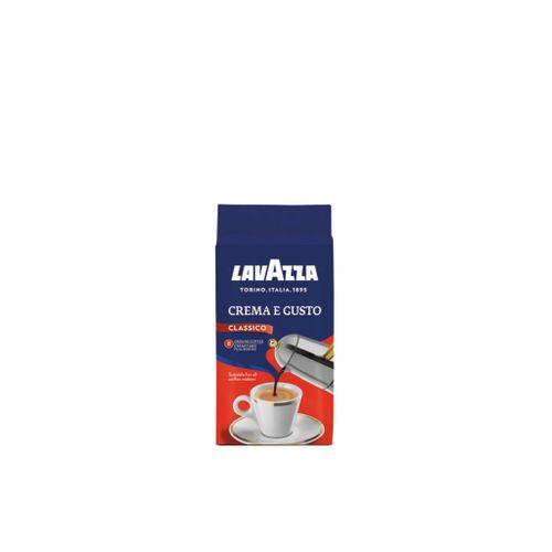 Káva Lavazza Crema e Gusto mletá - sáčok 250 g