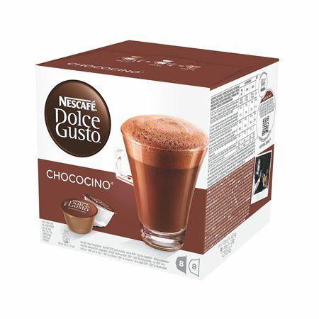 """Kávové kapsuly, 16 ks,  NESCAFÉ """"Dolce Gusto Chococino"""""""