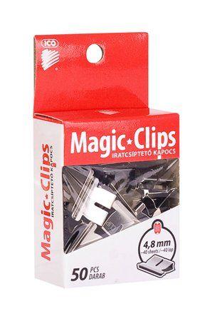 """Klip """"Magic clip"""", 4,8 mm"""