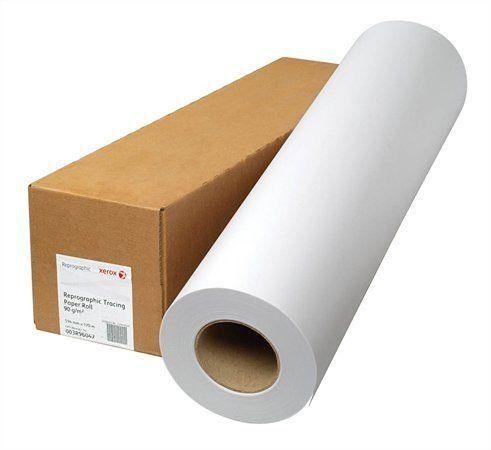 Kotúčový pauzovací papier, A0, 841 mm x 170 m, 90 g, XEROX
