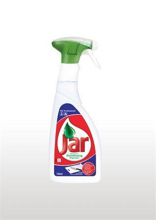 Kuchynský čistiaci prostriedok, odmasťovací účinok, s dezinfekčným účinkom, 750 ml,  JAR