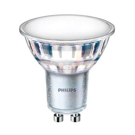 "LED, žiarovka, GU10, spot, 5W, 550lm, 230V, 3000K, 120D, PHILIPS ""CorePro"""