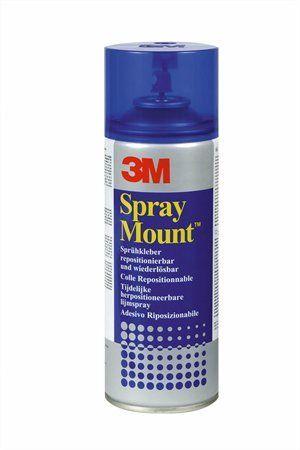 """Lepiaci sprej, 400 ml, 3M SCOTCH """"SprayMount"""""""