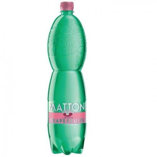 MATTONI MV grapefruit PET 1,5 L