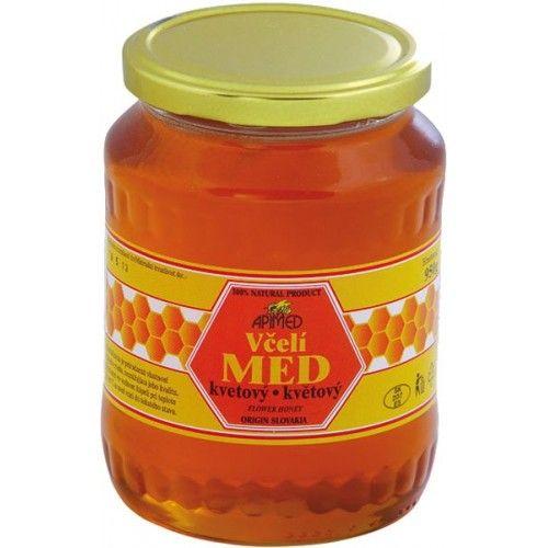 Med včelí kvetový 950 G /1