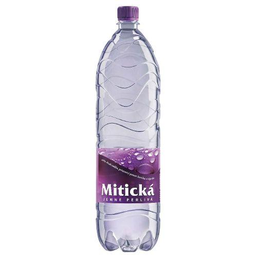 Minerálna voda MITICKÁ jemne sýtená 1,5l