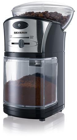 Mlynček na kávu, kapacita: 100 g mletej kávy, SEVERIN