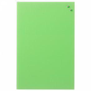Naga Glassboard 40x60 cm, sklenená magnetická tabuľa, bledo zelená