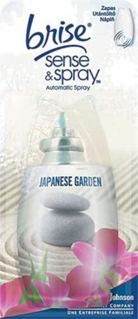 """Náplň do osviežovača vzduchu  GLADE by brise """"Sense&Spray"""", japonská záhrada"""