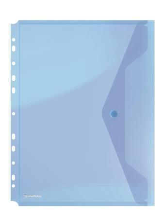 Obal na patent, A4, PP, DONAU, modrý