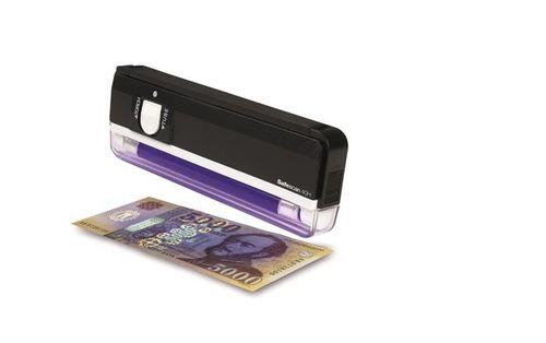 """Overovač pravosti bankoviek, prenosný, SAFESCAN """"40H"""""""