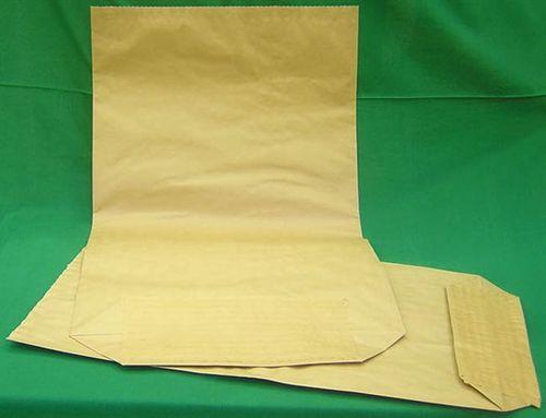 Papierová taška, 25 kg, 45x80 cm