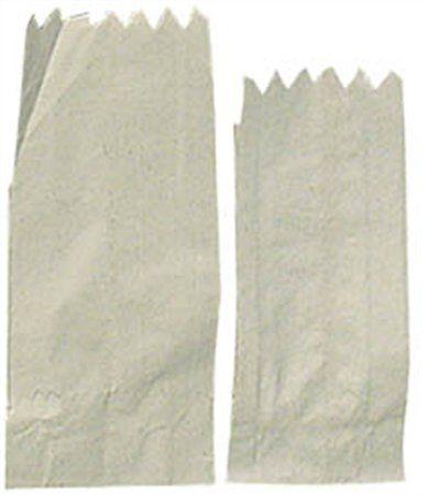 Papierové vrecká, pekárenské, 0,5 l, 2000 ks