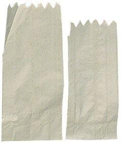 Papierové vrecká, pekárenské, 2 l, 1000 ks