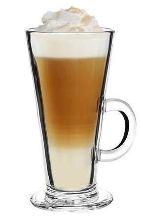 Pohár na latte, s uškom, 31 cl, 2 ks