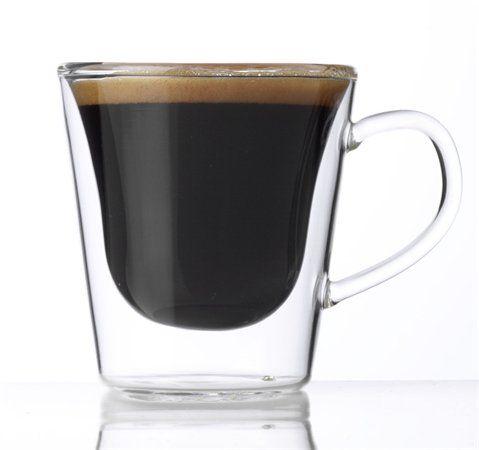 """Šálka na espresso, dvojstenné sklo, """"Thermo"""", 12 cl"""