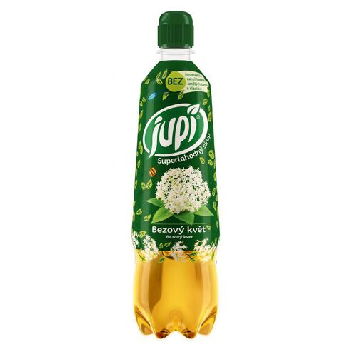 Sirup Jupí Superlahodný Bazový kvet 0,7l