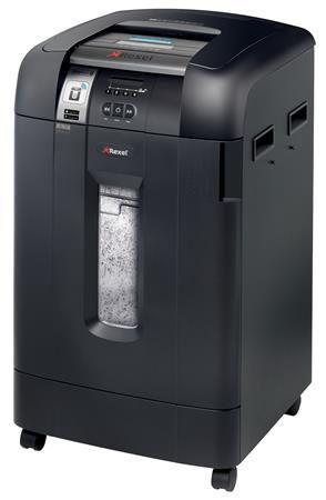 """Skartovací stroj, konfety, 750 listov, REXEL """"Auto+ 750X"""""""