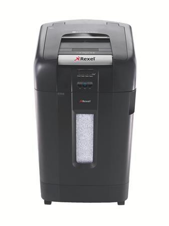 """Skartovací stroj, mikro konfety, 750 listov, REXEL """"Auto Plus 750M"""""""