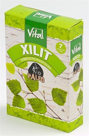 Sladidlo, xilit, 250 g, VITAL