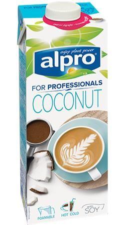 """Sójový nápoj, 1 l, ALPRO """"Professionals"""", kokosový"""