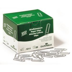 Spisové spony 32 mm zinkové 1000 ks