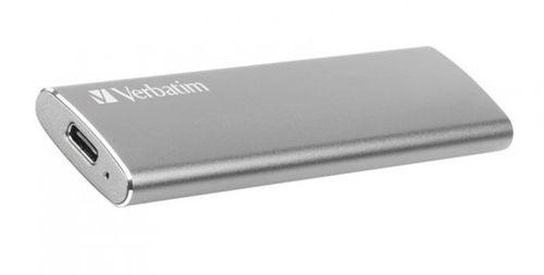 "SSD (externá pamäť) 120 GB, USB 3.1, VERBATIM, ""Vx500"", sivá"